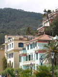 Monterosso al Mare Italy Buildings royalty free stock photo