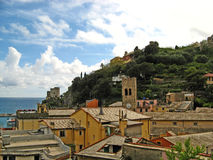 Monterosso alsto 11 Royaltyfri Fotografi