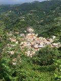 Monterosso alsto Arkivbild