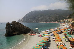 Monterosso-Cinque Terre Royalty Free Stock Images