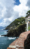 Monterosso - Cinque Terre Royalty-vrije Stock Afbeeldingen