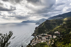 Monterosso - Cinque Terre Stock Fotografie
