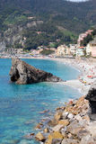 Monterosso-Cinque Terre Royalty Free Stock Photo