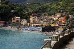 Monterosso, Cinque Terre, Italien Lizenzfreies Stockfoto
