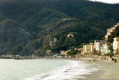 Monterosso, Cinque Terre, Italy Royalty Free Stock Photos