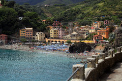 Monterosso, Cinque terre, Italy. Royalty Free Stock Photo