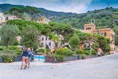 Monterosso, Cinque Terre, Liguria, italy Obraz Royalty Free