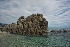 Monterosso cinque terre panorama Royalty Free Stock Images