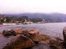 Monterosso de terre de Cinque Image libre de droits