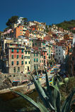 Monterosso, Italië Stock Afbeelding