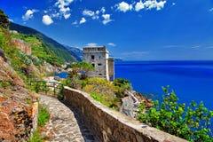 Monterosso Italien arkivbilder