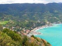 Monterosso, Italy Stock Images
