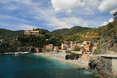Monterosso, Italy Royalty Free Stock Images
