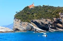 Monterosso kust, Cinque Terre Royaltyfri Bild