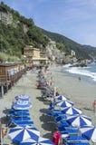 Monterosso,Liguria,Italy. Royalty Free Stock Photo