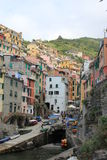 Monterosso view Royalty Free Stock Photography