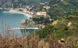 Monterosso village Stock Photos