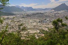 Monterrey, México Imagenes de archivo