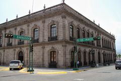 Monterrey, México foto de archivo