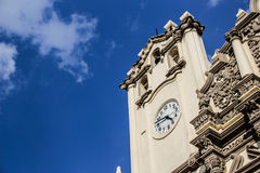 Monterrey Meksyk katedra obrazy royalty free