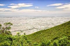 Monterrey Mexico arkivbild