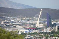 Monterrey Nuevo Leon royalty free stock photo