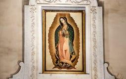 MONTERREY, NUEVO LEON/MEICO - 01 02 2017: Basílica de Guadalupe Foto de Stock