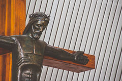 MONTERREY, NUEVO LEON/MEICO - 01 02 2017: Basilica de Guadalupe immagini stock libere da diritti
