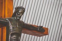 MONTERREY, NUEVO LEON/MEICO - 01 02 2017: Basilikade Guadalupe lizenzfreie stockbilder