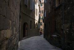 Monterrigioni Italia Imagen de archivo libre de regalías