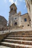 Monterubbiano - Ancient church Royalty Free Stock Photo