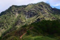 Montes da montanha Imagem de Stock