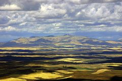 Montes da terra Imagens de Stock Royalty Free