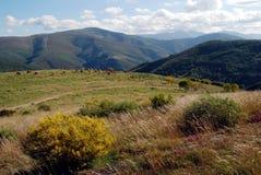 Montes de Леон Стоковая Фотография