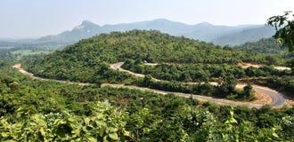 Montes de Ajodhya imagens de stock royalty free