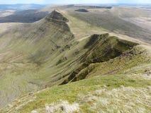 Montes de Galês Imagem de Stock Royalty Free