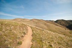 Montes de Idaho Imagem de Stock Royalty Free