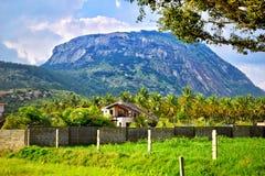 Montes de Nandi fotografia de stock