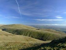 Montes de Ochil Imagens de Stock