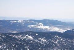 Montes de Shoria Imagens de Stock Royalty Free