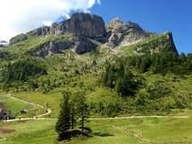 Montes e montanhas imagens de stock