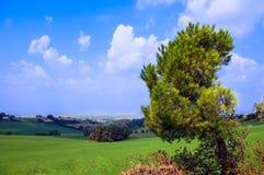 Montes italianos Fotos de Stock Royalty Free