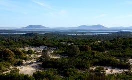 Montes lisos & antigos salgados, península de Eire foto de stock royalty free