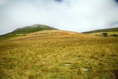 Montes no sudoeste wales imagens de stock