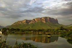 Montes perto de Nellore Foto de Stock