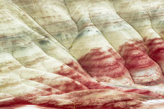 Montes pintados John Day Fossil Beds Imagem de Stock Royalty Free