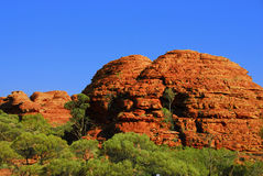 Montes rochosos Fotografia de Stock