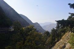 Montes superiores Imagem de Stock Royalty Free