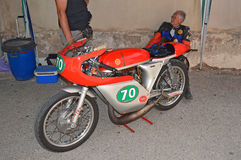 Montesa Motorcycle Royalty Free Stock Image