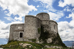 Montesarchio Castle Royalty Free Stock Photography